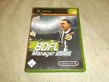 BDFL Manager 2006 XBox