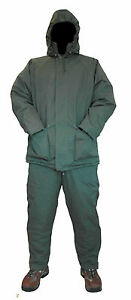 Benelle All Weather Thermal 'Soft Touch' Waterproof 2 Pce Suits Sizes S-XXXL