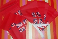 Red Ensign Bunting 9m WW2 Merchant Navy Boat/Ship Naval Boats Ships Nautical bn