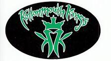 Kottonmouth Kings High Society RARE promo sticker (green and white) '00