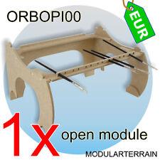 1 ORBOPI00 ORGANIZADOR BOTES PINTURA MODULO ABIERTO PAINT BOTTLE RACK ORGANIZER