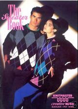 The Sweater Book - Knitting Machine Patterns