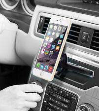 Cradle-Less Magnet Car CD Slot Mount Cellphone Holder for Samsung Galaxy S5