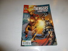 THE AVENGERS UNITED Comic - No 55 - Date 27/07/2005 - Marvel Comic