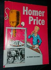 HOMER PRICE -  vintage Scholastic PAPERBACK BY ROBERT MCCLOSKEY 1943? Nice copy!