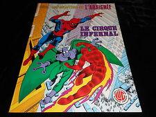 Une aventure de l'araignée 5 : Le cirque infernal