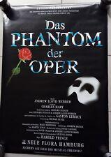 Phantom der Oper - Musical - Poster Neue Flora Hamburg (60 x 84 cm) noch in OVP!