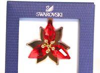 Swarovski Christstern Ornement Couleur or avec Original Emballage Nr.5064281