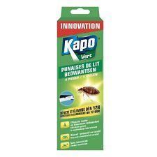Pièges à punaises de lit KAPO x4