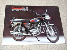1980's K BAJAJ 4S (INDIA) SALES BROCHURE.....