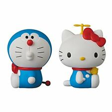 Medicom Toy UDF DORAEMON x HELLO KITTY PVC Figure Japanese Anime from Japan