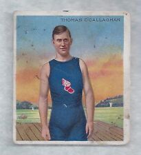 1910 Hassan Cigarettes T218 Champions Thomas O'Callahan Swimmer VG Plus