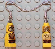 LEGO Earrings Microfigures  NEW!!!