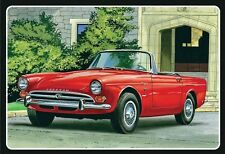 AMT 1:25 Sunbeam Tiger Plastic Model Kit AMT998