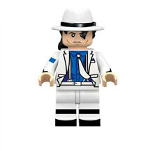 Michael Jackson king of the pop Building Blocks Figure gift toy for kids