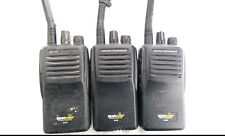 Vertex Standard BEARCOM BC95 UHF  Portable Two-Way Radio 8 Channel