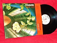 LP STRAWBS DEEP CUTS 1976 OYSTER WLP NM PROG ROCK NEAR MINT