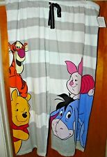 NEW Women's DISNEY Winnie The Pooh Lounge Sleep Pants 2XL / XXL (18W-20W)  #J5