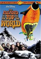 The Island at the Top of the World [New DVD] Anniversary Edition