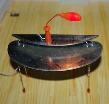 Dollhouse 1:12 Miniature ORANGE DESK LAMP American Girl AG Mini ILLUMA BLUE ROOM
