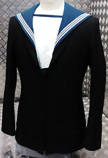 More details for genuine british royal navy class 2 / ii sailors middy jumper rn - all sizes