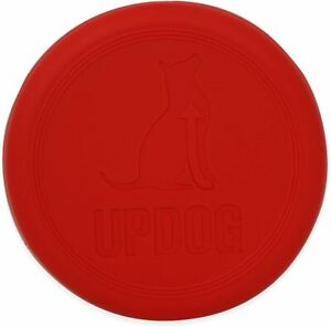 Dog Frisbee | Made in USA | UpDog Products Small 6-Inch Flying Disc for Dogs