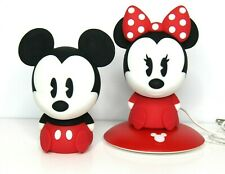 Philips Disney SoftPal Mickey & Minnie Mouse Portable LED Night Light