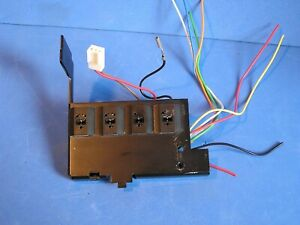 Bang & Olufsen BEOCENTRE 9500 Spare Part—Board 61 Four Speaker Output Sockets