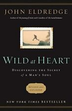 Wild at Heart Book Revised and Updated by John Eldredge Paperback NEW