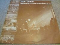 "Bev Pegg - The Foundry Ditty And The Industrial Air 12"" LP ORIG Private 500 ONLY"