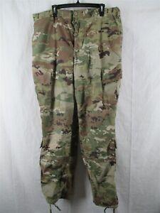 Scorpion W2 Large Regular Pants/Trousers Flame Resistant OCP FRACU Army Multicam