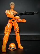 GI Joe Female Cobra Trooper Custom Blond With Orange Uniform