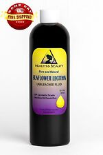 LECITHIN SUNFLOWER UNBLEACHED FLUID LIQUID by H&B Oils Center EMULSIFIER 24 OZ