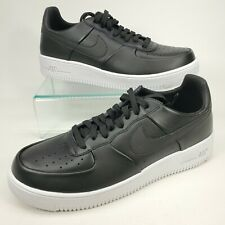 Nike Air Force 1 Ultraforce Black Leather Men's Size 10.5 845052-001