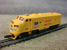 Bachmann Union Pacific F9 Diesel Locomotive N Scale tested Rapido Couplers