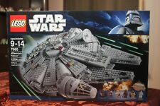 Lego Star Wars Millennium Falcon (7965) NISB! Christmas For The Collector!