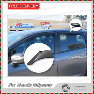 Premium Weathershields Weather Shields Window Visor for Honda Odyssey 4th 09-13