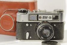 FED-5C Soviet Rangefinder Camera Lens Industar 61 L/D