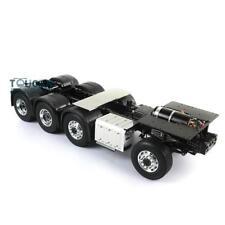US Stock LESU TAMIYA 1/14 RC Car Truck 8*8 Metal Heavy-Duty Chassis Benz 3363