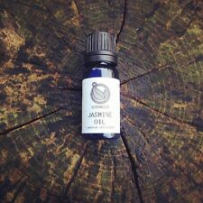 Jasmine Essential Oil - 100% Pure -  Great For Perfume Making & Aromatherapy