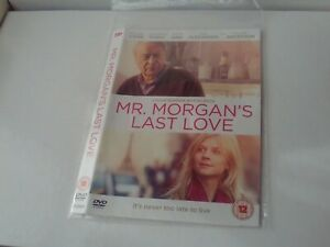 Mr Morgan's Last Love DVD Michael Caine - Disc & Cover Only - No Case