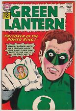 GREEN LANTERN #10, DC 1962, FN/VF CONDITION