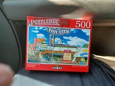 Las Vegas sin city puzzel