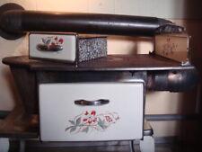 Stangenherd Kochhexe antik VERSAND möglich auf Palette Holzherd Kamin