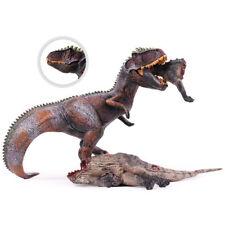 Giganotosaurus-black Jurassic World Park Dinosaur Toy Model Body Set