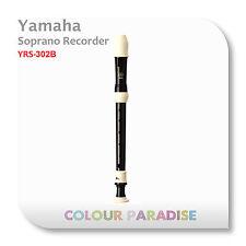 Yamaha Professional Soprano Recorder - YRS-302B III