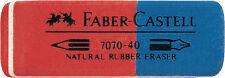 6 - Faber-Castell Radiergummi Radierer
