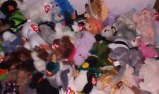 TY Beanie Babies & Attic Treasures-Choose your plush!