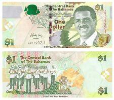 Bahamas 1 DOLLARO 2008 UNC banconote P-71