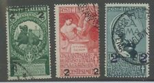 Italy #126 -8 Used, Vf Issue - Surcharges S8141